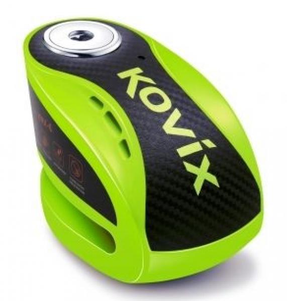 Kovix KNX10-FG Alarmlı Disk Kilidi (10 mm) (120 Desibel)