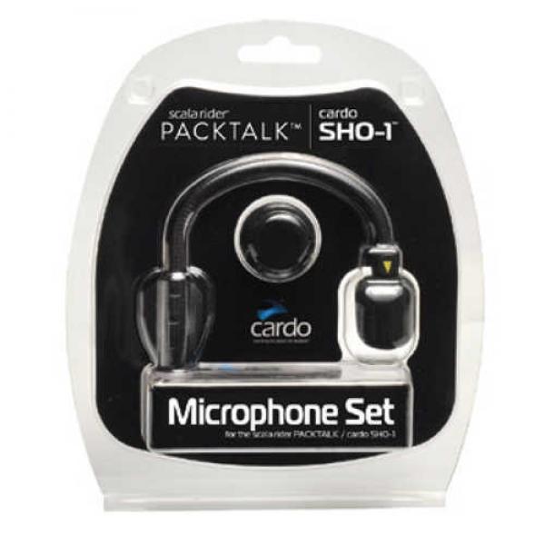 CARDO SPSH0002 MIKROFON SET (PACKTALK-SMARTPACK-FREECOM-SHO-1