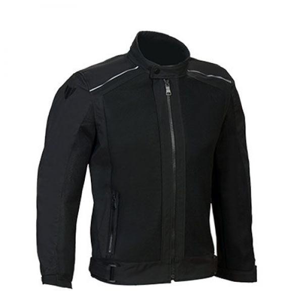 Prosev Malubu Kışlık Motosiklet Montu (Siyah)