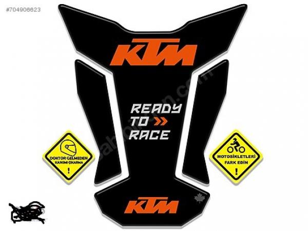 Ready 2 Race Tank Pad