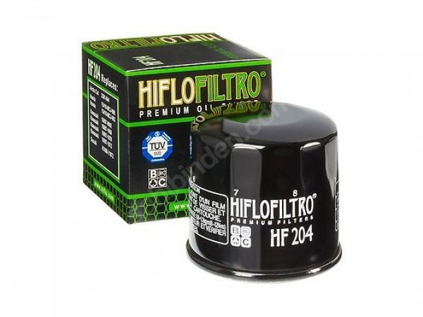 HF204 HIFLO 2014-2016 Yamaha MT-09 Tracer hiflo yağ filtresi