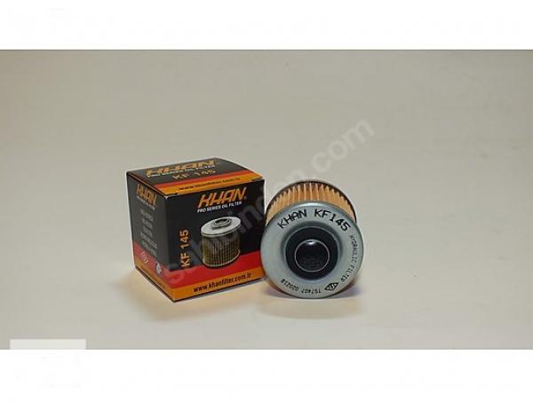 KF145 KHAN yağ filtresi 2006-2012 Yamaha MT-03 yağ filtresi