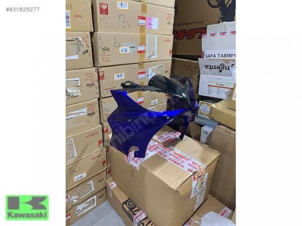 04-09 YAMAHA FZ6 KAFA GRENAJI FAZAER 600 KAFA GRENAJI MAVİ RENK  SIFIR ORIJINALDIR