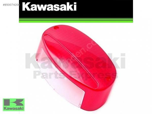 96-09 kawasaki en 500 arka stop camı sıfır orıjınal urundur