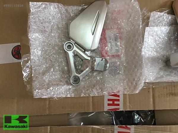 CBR 650 F SOL BRAKET CBR 650F SOL BRAKET CB 650 SOL ÖN BRAKET