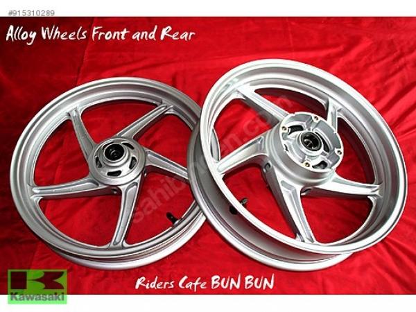 CBR 250 ARKA JANT CBR 250 R ARKA JANT SIFIR ORIJINAL 42650-KYJ-900ZA   URUN SIFIR