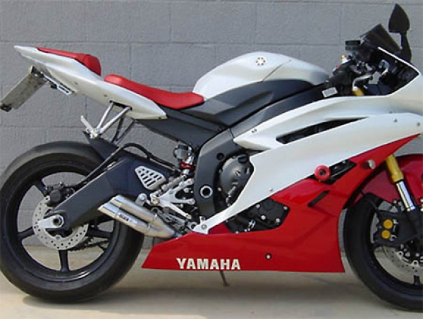 Yamaha Yzf R25-Mt25 Two Brothers Fuul System Egzoz Seti