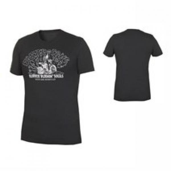 Yamaha Erkek Siyah T-Shirt